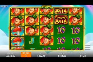 Leprechaun Hills Mobile Slot Free Spins