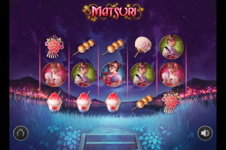 Matsuri Mobile Slot Game