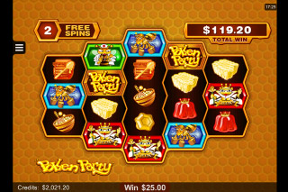 Pollen Party Mobile Slot Free Spins