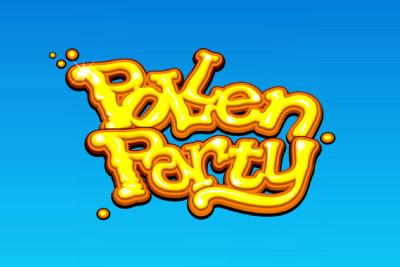 Pollen Party Mobile Slot Logo