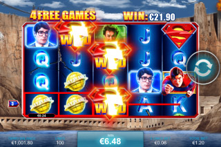 Superman The Movie Mobile Slot Free Games