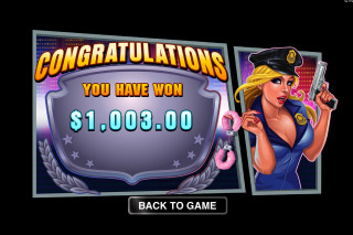 The Heat Is On Mobile Slot Bonus Win
