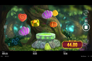Well of Wonders Mobile Slot Respin