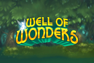 Well of Wonders Mobile Slot Logo