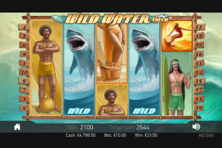 Wilds Water Mobile Slot Expanding Wilds