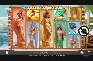 Wilds Water Mobile Slot Machine