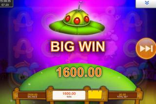 Balloonies Farm Mobile Slot Big Win