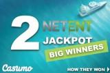 2 Casumo Jackpot Slot Winners