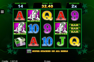 Cool Buck Mobile Slot Free Spins