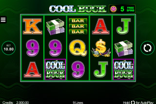 Microgaming Casinos Celebrate April With Cool Buck New Slot Release