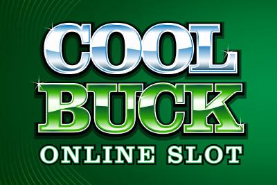 Cool Buck Mobile Slot Logo