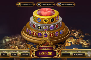 Empire Fortune Mobile Slot Bonus Game