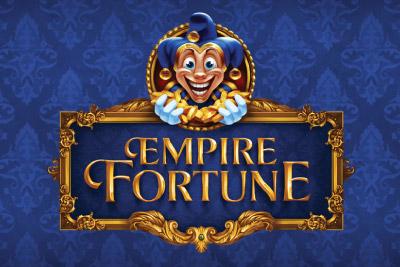 Empire Fortune Mobile Slot Logo
