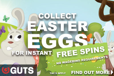 Get Your Casino Free Spins With No Wagering At Guts