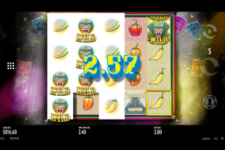 Luchadora Mobile Slot Free Spins Win