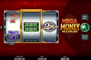 Mega Money Multiplier Mobile Slot Game