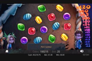 Fairytale Legends Hansel & Gretel Mobile Slot Bonus Round