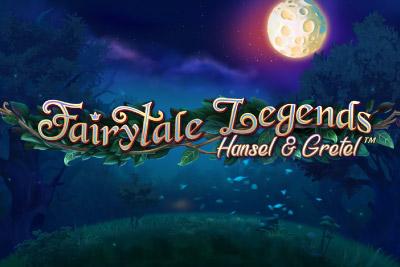 Fairytale Legends Hansel & Gretel Mobile Slot Logo