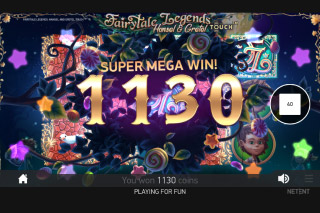 Fairytale Legends Hansel & Gretel Mobile Slot Super Win
