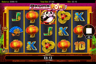 Panda Pow Mobile Slot Machine