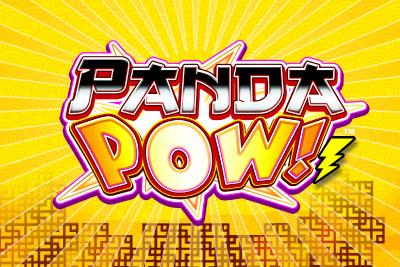 Panda Pow Mobile Slot Logo