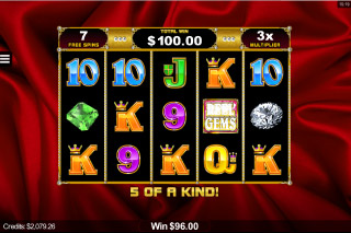 Reel Gems Mobile Slot Free Spins
