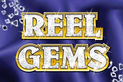 Reel Gems Mobile Slot Logo