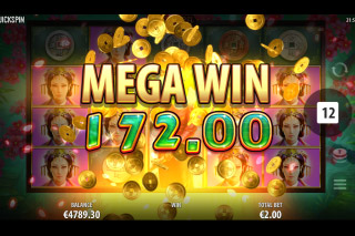 Sakura Fortune Mobile Slot Mega Win