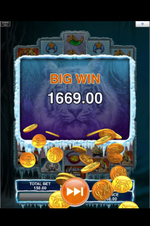 Siberian Storm Dual Play Mobile Slot Big Win