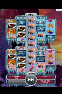 Siberian Storm Dual Play Mobile Slot Free Spins