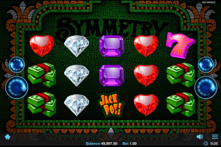 Symmetry Mobile Slot Game