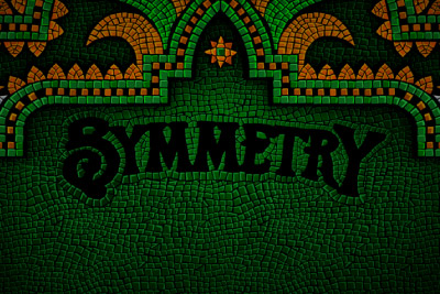 Symmetry Mobile Slot Logo