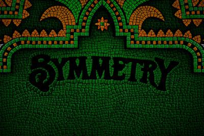 Symmetry Mobile Slot Logo
