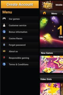 casino online mobile videoslots