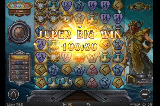 Viking Runecraft Mobile Slot Super Big Win