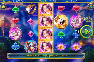 Xing Guardian Mobile Slot Game
