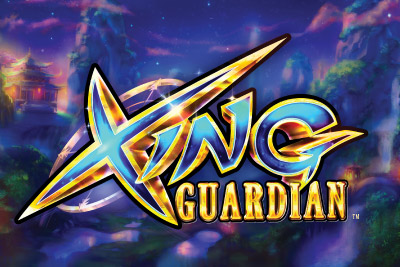 Xing Guardian Mobile Slot Logo