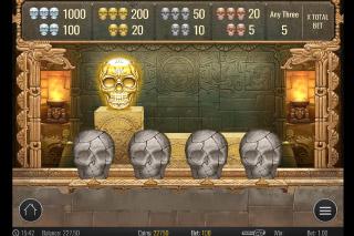 Aztec Warrior Princess Mobile Slot Bonus Game