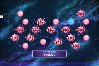 Candy Dreams Mobile Slot Candy Planet Bonus Game