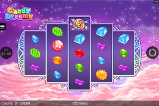 Candy Dreams Mobile Slot Game