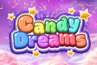 Candy Dreams Mobile Slot Logo