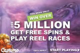 Get Your Mobile Casumo Free Spins & Win Millions