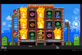 Flame Busters 243 Ways To Win Slot