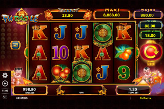 Fu Dao Le Mobile Slot Game
