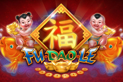 Fu Dao Le Mobile Slot Logo