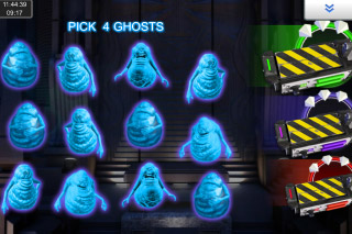 Ghostbusters Triple Slime Mobile Slot Bonus Feature