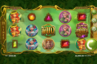 Goldwyn's Fairies Mobile Slot Game