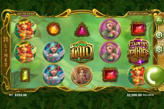 Goldwyn's Fairies Mobile Slot Game