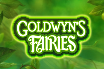 Goldwyn's Fairies Mobile Slot Logo