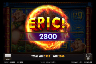 Journey To The West Mobile Epic Slot Win